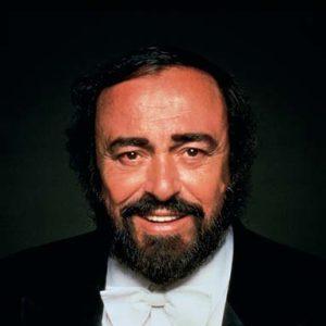 T2 Luciano Pavarotti