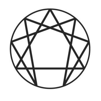 Enneagramma solo simbolo
