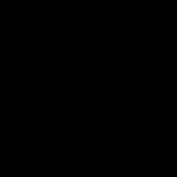 Enneagramma con numeri e frecce